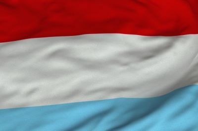Luxembourg Flag